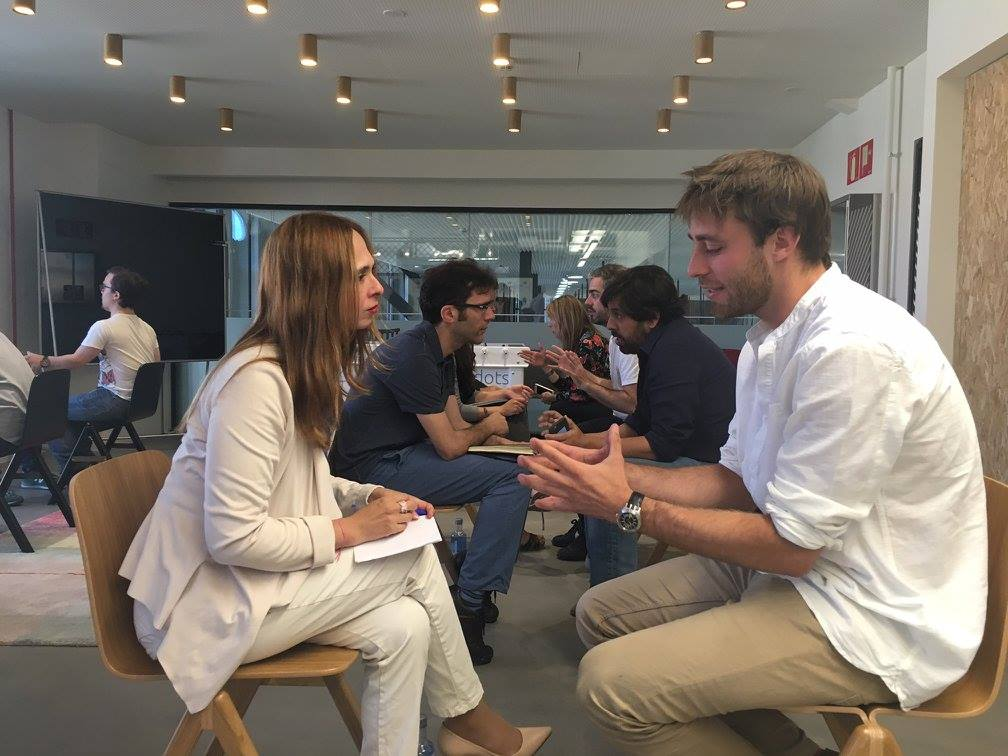 #Meet-a-Media TechHub Madrid at Google Campus